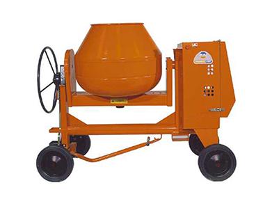 Belle Diesel Mixer